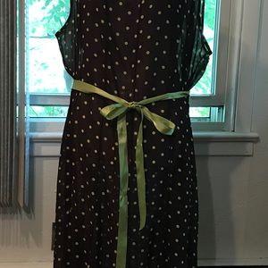2 layer long dress